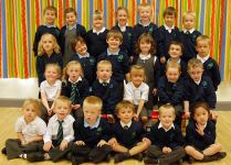 Reception classes 2013